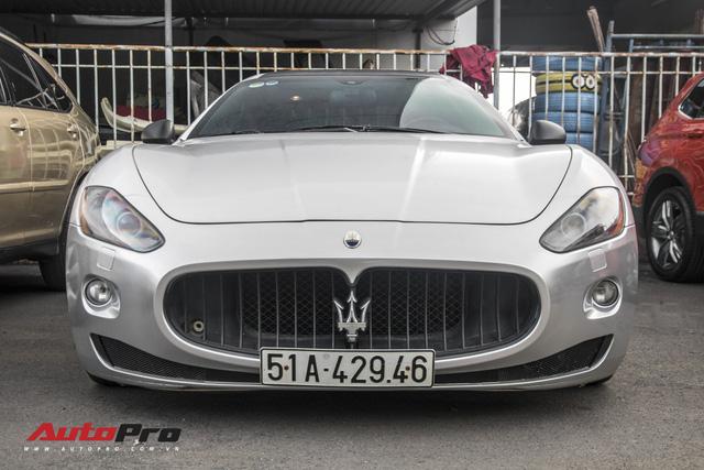 Ông Đặng Lê Nguyên Vũ mang Maserati GranTurismo đi đăng kiểm - Ảnh 3.