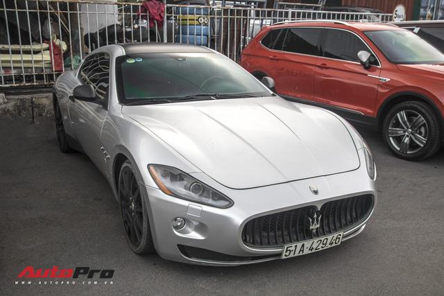 Ông Đặng Lê Nguyên Vũ mang Maserati GranTurismo đi đăng kiểm - Ảnh 4.