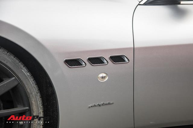 Ông Đặng Lê Nguyên Vũ mang Maserati GranTurismo đi đăng kiểm - Ảnh 9.