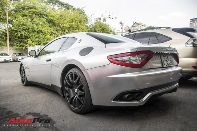 Ông Đặng Lê Nguyên Vũ mang Maserati GranTurismo đi đăng kiểm - Ảnh 11.
