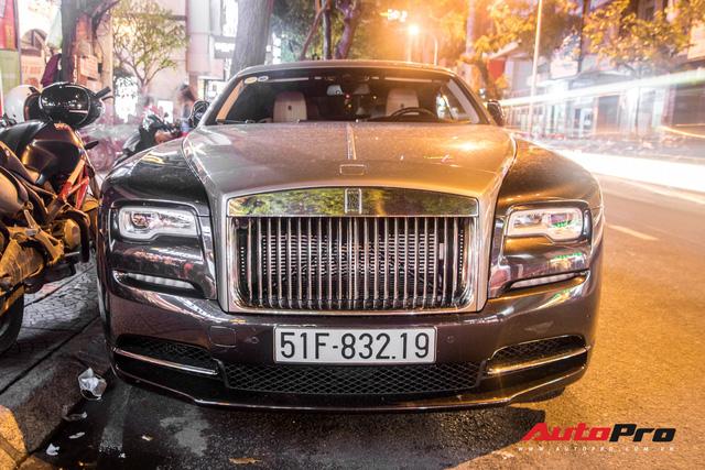 Bắt gặp Rolls-Royce hai cửa mới tậu của dân chơi đồng hồ tại Hà Nội - Ảnh 3.