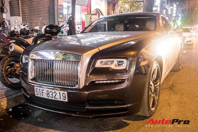 Bắt gặp Rolls-Royce hai cửa mới tậu của dân chơi đồng hồ tại Hà Nội - Ảnh 2.