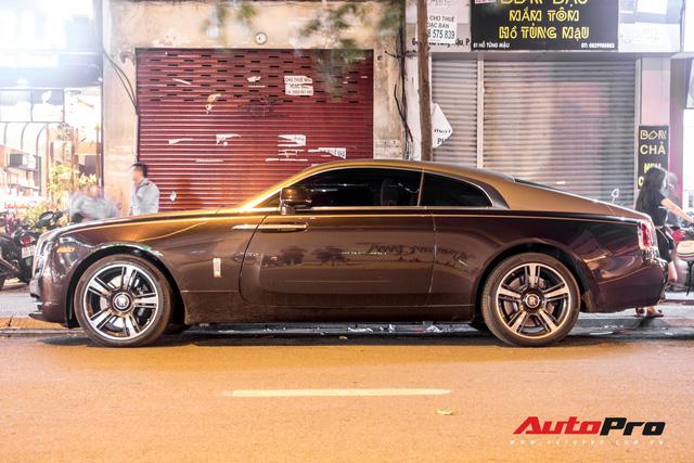 Bắt gặp Rolls-Royce hai cửa mới tậu của dân chơi đồng hồ tại Hà Nội - Ảnh 5.