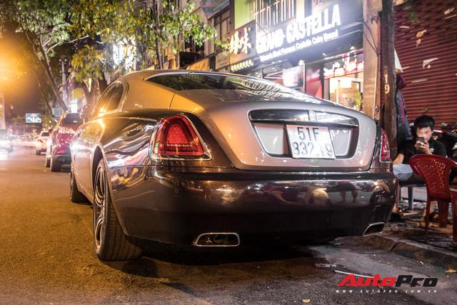 Bắt gặp Rolls-Royce hai cửa mới tậu của dân chơi đồng hồ tại Hà Nội - Ảnh 7.