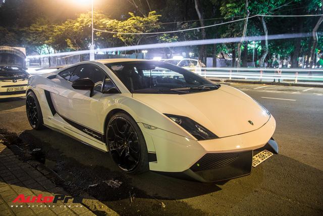 Lamborghini Gallardo SE độ khủng với lai lịch thú vị tái xuất trên đường phố Sài Gòn - Ảnh 1.
