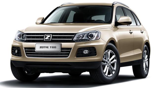 Bị chê tơi bời nhưng xe Trung Quốc Zotye sắp bán tại Mỹ, mở tới hàng trăm showroom