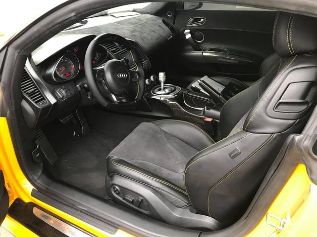 Audi R8 độ Prior Design độc nhất Việt Nam lột xác từ trong ra ngoài nhưng có điểm khiến nhiều fan siêu xe luyến tiếc - Ảnh 4.