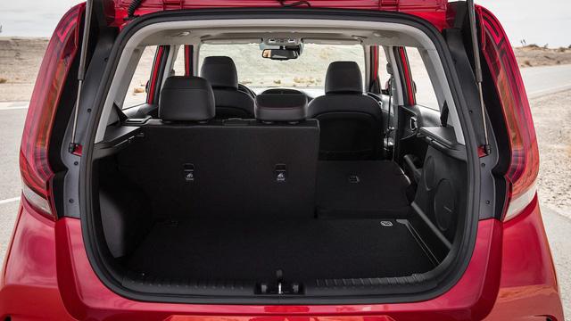 5 dòng xe cỡ nhỏ rộng rãi nhất trên thị trường: Honda chiếm tới 2, đều bán tại Việt Nam - Ảnh 6.