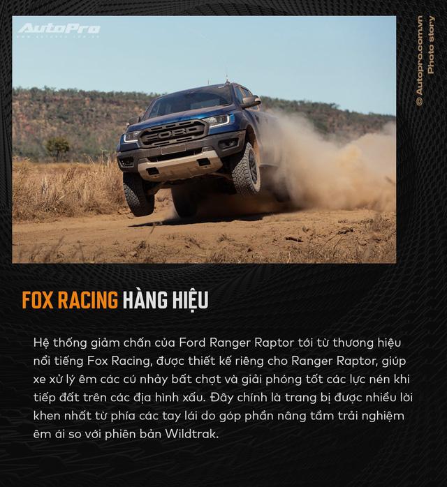 11 điểm chất nhất của Ford Ranger Raptor lý giải cơn sốt siêu bán tải - Ảnh 3.