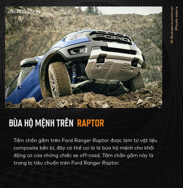 11 điểm chất nhất của Ford Ranger Raptor lý giải cơn sốt siêu bán tải - Ảnh 4.