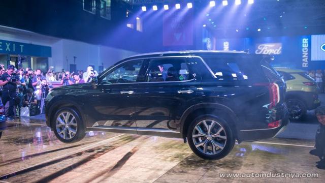 Hyundai Palisade lần đầu về Đông Nam Á đấu Ford Explorer, giá 62.500 USD - Ảnh 1.