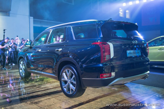Hyundai Palisade lần đầu về Đông Nam Á đấu Ford Explorer, giá 62.500 USD - Ảnh 2.