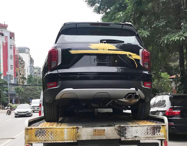 Hyundai Palisade đầu tiên về Việt Nam đấu <a class=