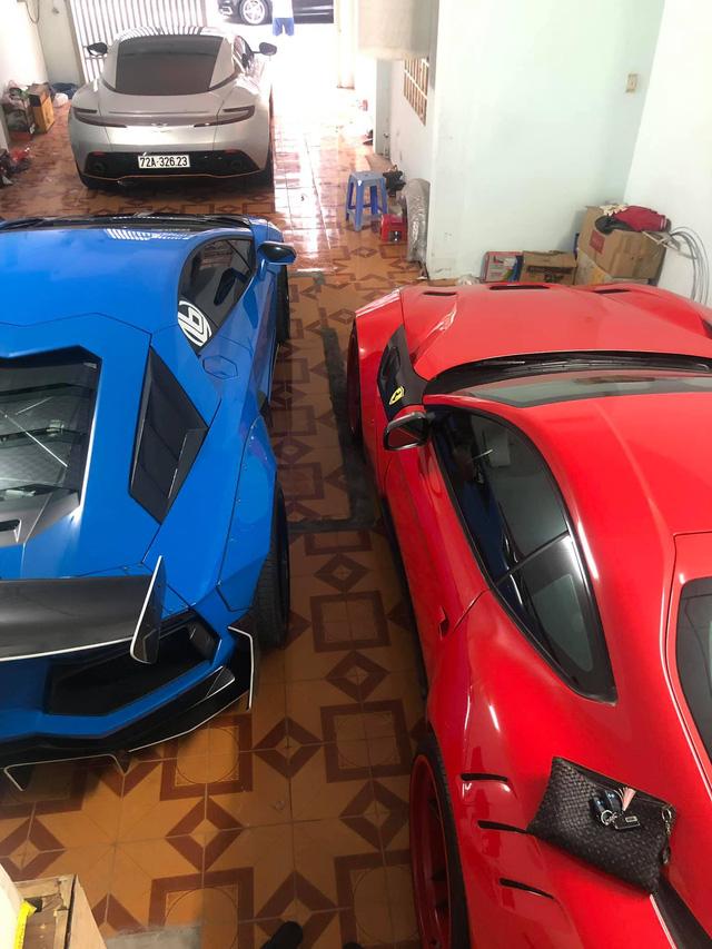 Đỉnh cao của độ xe là về zin, Lamborghini Aventador độ Liberty Walk 3 tỷ đồng của đại gia Vũng Tàu về lại màu sơn gốc - Ảnh 5.