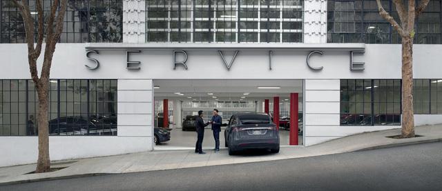 Dành cho người dùng xe mà không quan tâm bảo dưỡng: Xe Tesla tự tìm lỗi và tự liên hệ với hãng để đặt lịch sửa chữa - Ảnh 2.