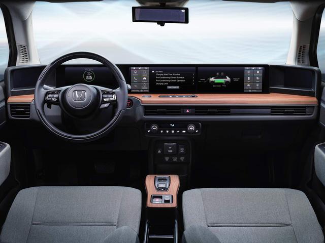 Honda chốt tên dòng xe thuần điện mới, nâng cấp Jazz giống CR-V - Ảnh 3.