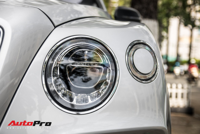Tóm gọn Bentley Bentayga First Edition của ông Đặng Lê Nguyên Vũ đi bảo dưỡng - Ảnh 13.