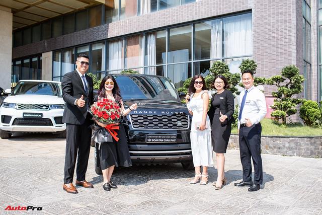Bà chủ Tập đoàn Tân Châu Phát tặng chồng chiếc Range Rover LWB Autobiography giá 11,56 tỷ đồng nhân ngày sinh nhật - Ảnh 1.