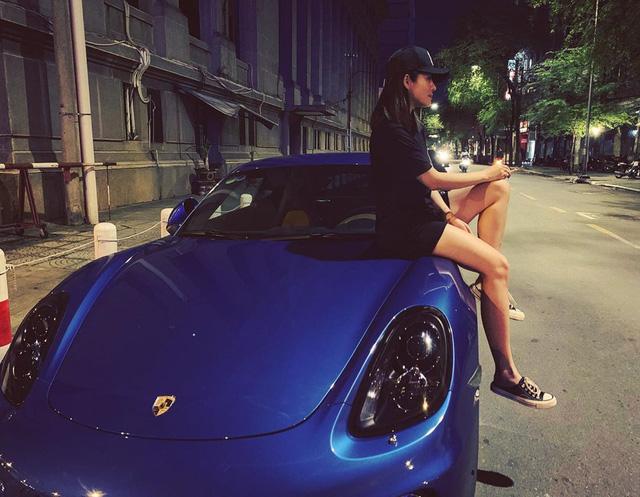 Hot girl 9x xuất hiện bên cạnh một loạt siêu xe, xe thể thao đình đám ở Việt Nam là ai? - Ảnh 9.