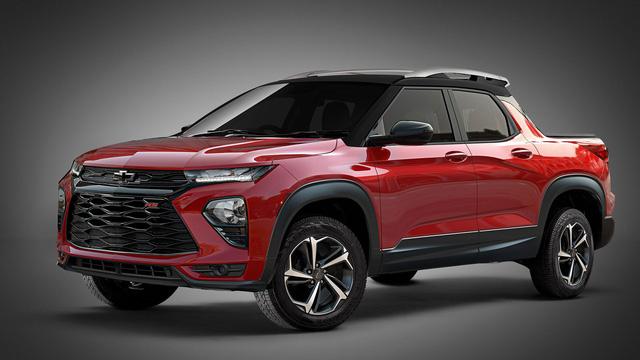 Chevrolet Trailblazer mới có lẽ hợp với vóc dáng bán tải hơn? - Ảnh 1.