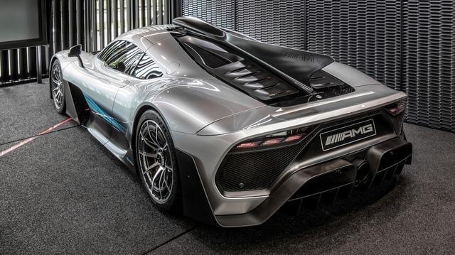 Một trong 275 siêu xe Mercedes-AMG đã có người bán lại, giá nhẹ nhàng gần 4 triệu USD