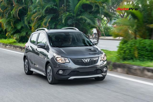 Nếu chê VinFast Fadil giá đắt, thì đây là 5 lựa chọn thay thế đáng cân nhắc: Từ sedan hạng B tới MPV cỡ nhỏ - Ảnh 1.