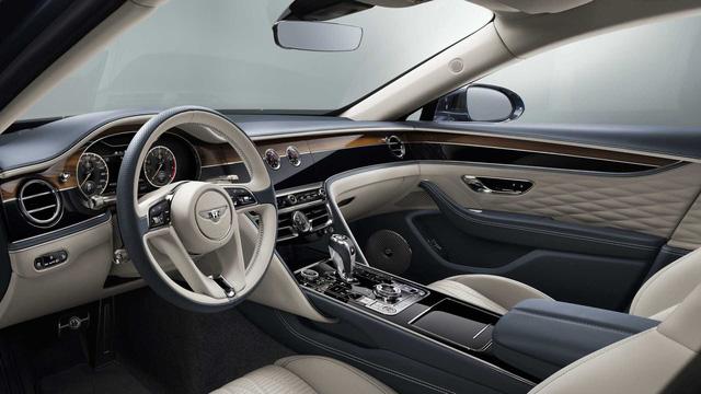 Bentley Flying Spur chính thức trình diện, tham vọng đè bẹp Mercedes-AMG S-Class, Maybach - Ảnh 10.