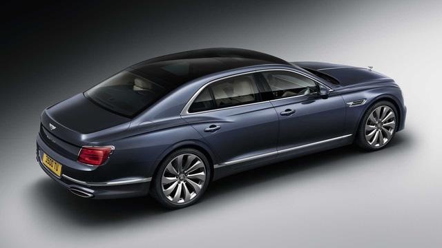 Bentley Flying Spur chính thức trình diện, tham vọng đè bẹp Mercedes-AMG S-Class, Maybach - Ảnh 13.