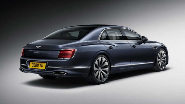 Bentley Flying Spur chính thức trình diện, tham vọng đè bẹp Mercedes-AMG S-Class, Maybach - Ảnh 6.