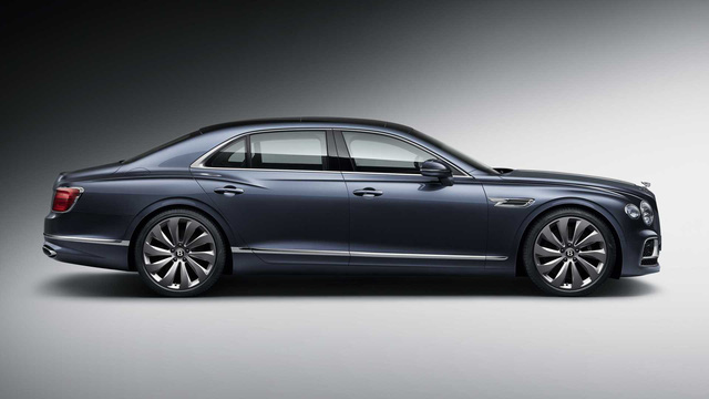 Bentley Flying Spur chính thức trình diện, tham vọng đè bẹp Mercedes-AMG S-Class, Maybach - Ảnh 2.