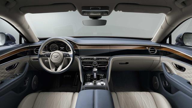 Bentley Flying Spur chính thức trình diện, tham vọng đè bẹp Mercedes-AMG S-Class, Maybach - Ảnh 9.