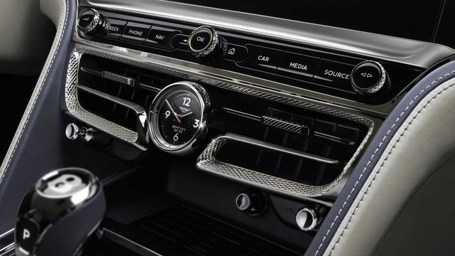 Bentley Flying Spur chính thức trình diện, tham vọng đè bẹp Mercedes-AMG S-Class, Maybach - Ảnh 11.