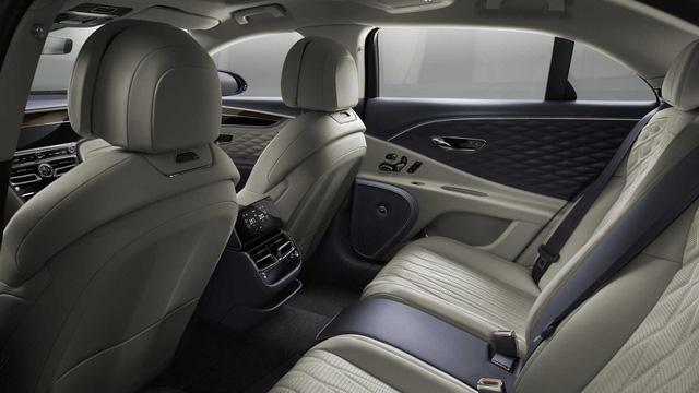 Bentley Flying Spur chính thức trình diện, tham vọng đè bẹp Mercedes-AMG S-Class, Maybach - Ảnh 4.
