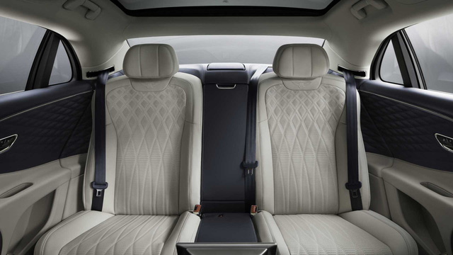 Bentley Flying Spur chính thức trình diện, tham vọng đè bẹp Mercedes-AMG S-Class, Maybach - Ảnh 3.