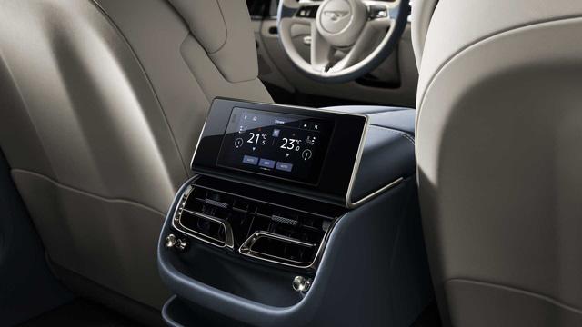 Bentley Flying Spur chính thức trình diện, tham vọng đè bẹp Mercedes-AMG S-Class, Maybach - Ảnh 5.