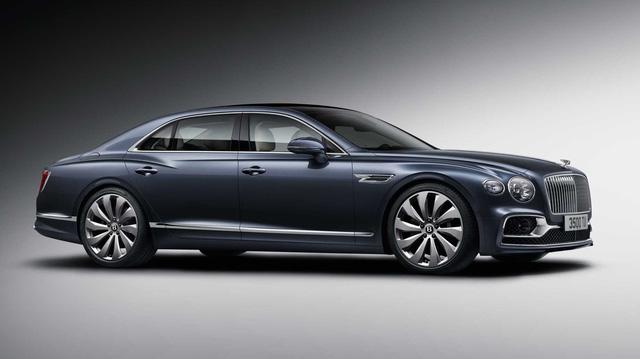 Bentley Flying Spur chính thức trình diện, tham vọng đè bẹp Mercedes-AMG S-Class, Maybach