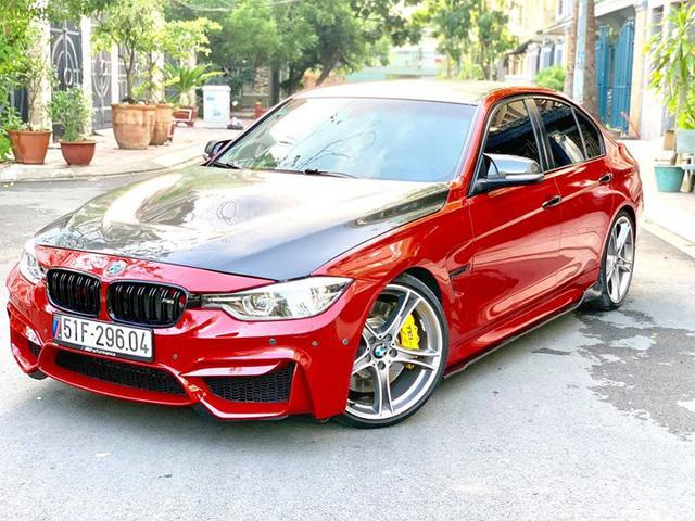 Dân chơi Sài Gòn bán BMW 320i giá 1,4 tỷ dù tiền độ xe ngốn gần 1 tỷ đồng - Ảnh 5.