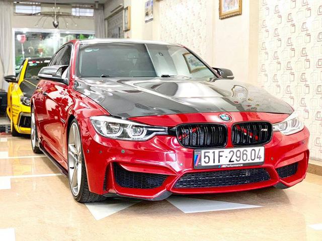 Dân chơi Sài Gòn bán BMW 320i giá 1,4 tỷ dù tiền độ xe ngốn gần 1 tỷ đồng - Ảnh 1.