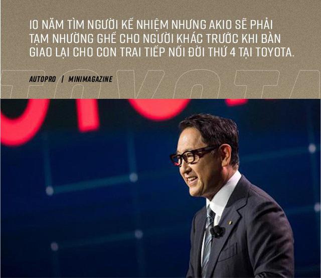 Cha truyền, con nối nhưng đời cháu nhà sáng lập Toyota đã giấu nhẹm thân thế để lột xác hãng xe Nhật như thế nào? - Ảnh 8.