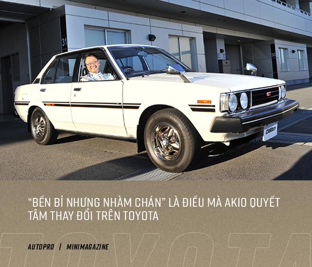 Cha truyền, con nối nhưng đời cháu nhà sáng lập Toyota đã giấu nhẹm thân thế để lột xác hãng xe Nhật như thế nào? - Ảnh 15.