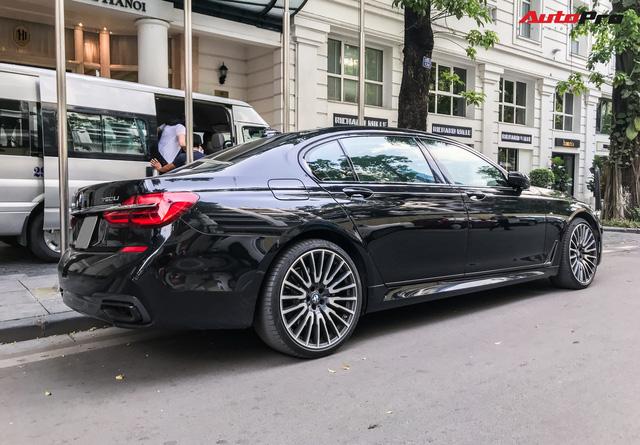 Khám phá nhanh BMW 750Li xDrive M Sport độc nhất Việt Nam, giá khoảng 10 tỷ đồng - Ảnh 8.