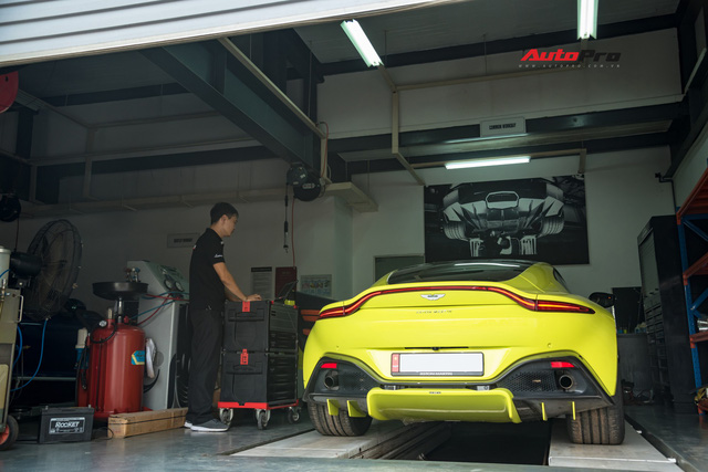 Chuyên gia bật mí quá trình kiểm tra Aston Martin hoàn toàn mới trước khi tham gia Car Passion 2019 - Ảnh 3.