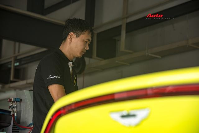 Chuyên gia bật mí quá trình kiểm tra Aston Martin hoàn toàn mới trước khi tham gia Car Passion 2019 - Ảnh 2.