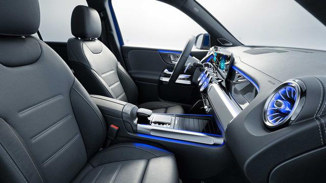 Ra mắt Mercedes-Benz GLB - SUV 7 chỗ đàn em GLC mang đầy bất ngờ - Ảnh 4.