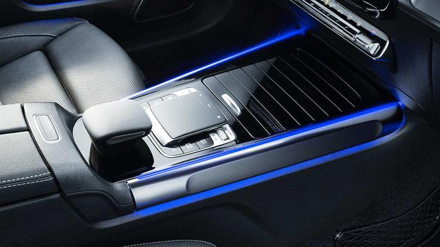 Ra mắt Mercedes-Benz GLB - SUV 7 chỗ đàn em GLC mang đầy bất ngờ - Ảnh 7.