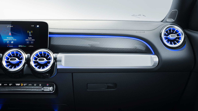 Ra mắt Mercedes-Benz GLB - SUV 7 chỗ đàn em GLC mang đầy bất ngờ - Ảnh 6.