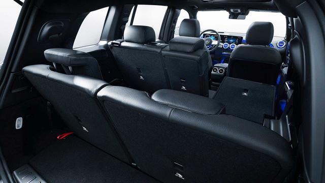Ra mắt Mercedes-Benz GLB - SUV 7 chỗ đàn em GLC mang đầy bất ngờ - Ảnh 3.