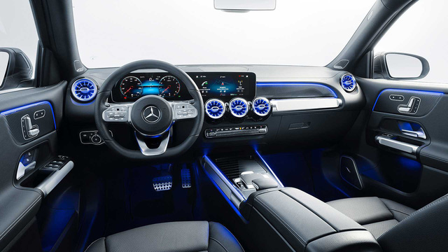 Ra mắt Mercedes-Benz GLB - SUV 7 chỗ đàn em GLC mang đầy bất ngờ - Ảnh 5.