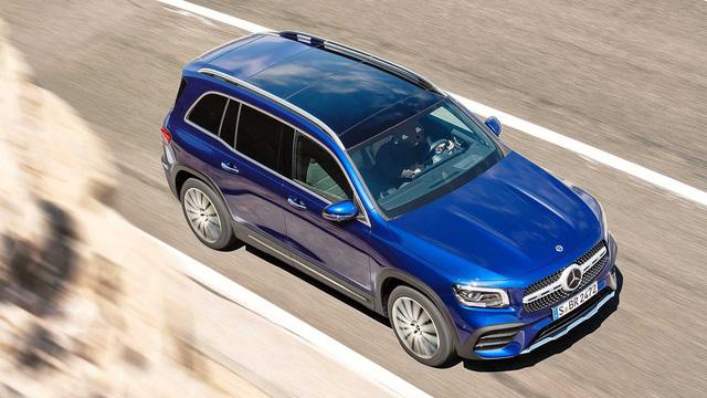 Ra mắt Mercedes-Benz GLB - SUV 7 chỗ đàn em GLC mang đầy bất ngờ - Ảnh 11.