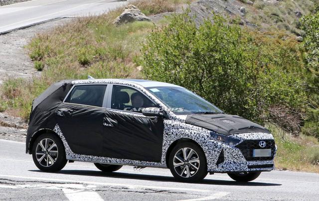 Nhiều thay đổi lớn chuẩn bị xuất hiện trên phiên bản 2020 của Hyundai i10 - Ảnh 4.
